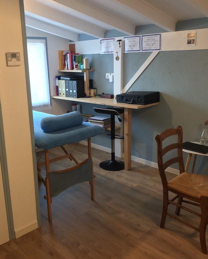 cabinet pour seances therapies agen